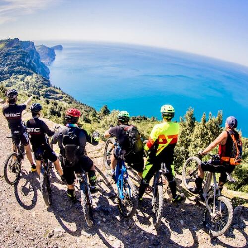 Omhom_cinque terre bike tour
